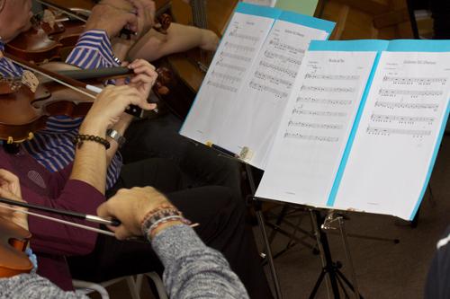 Taller de orquesta