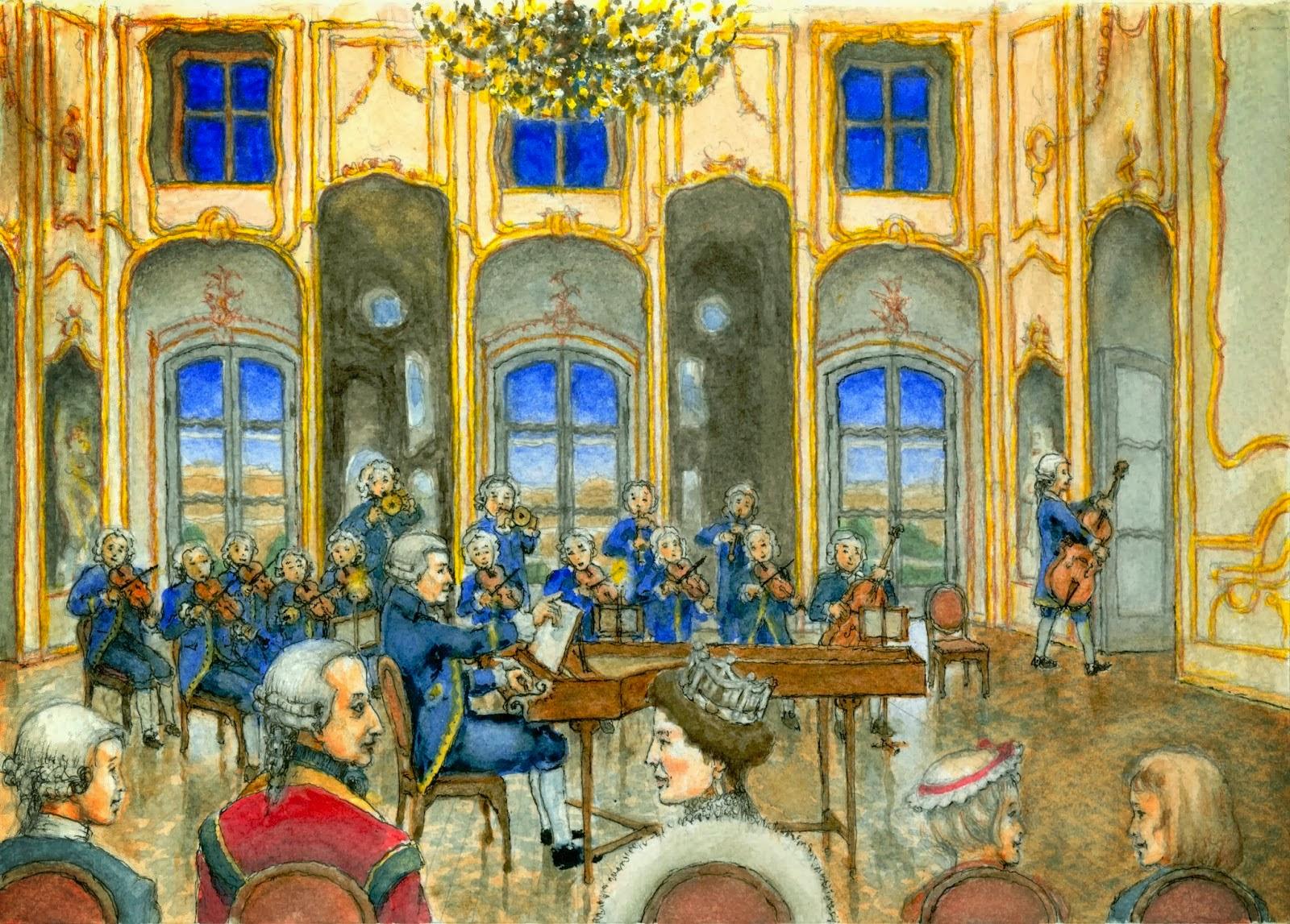 Haydn Sinfonía de los adioses