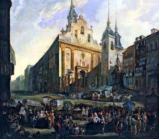boccherini musica de las calles de madrid