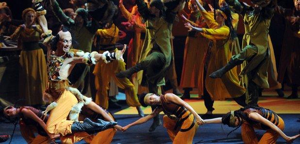 borodin danzas polovtsianas