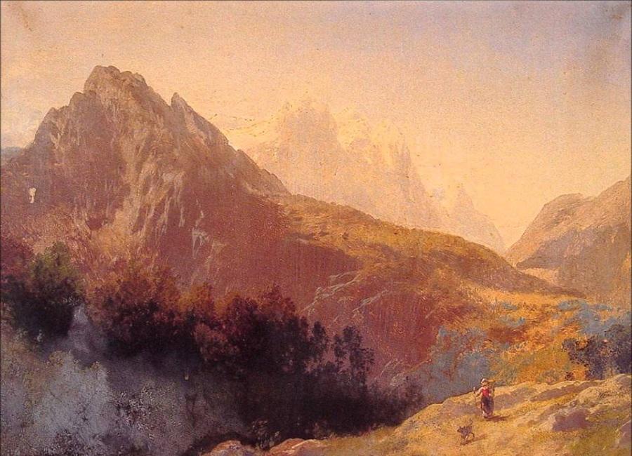 strauss sinfonia alpina